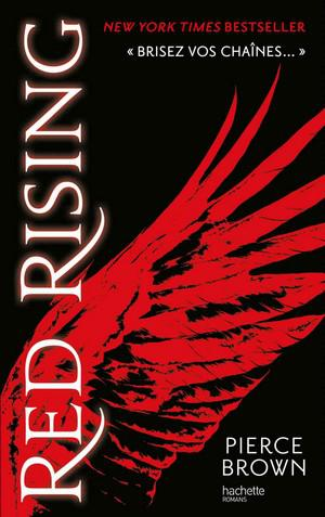 Saga Red Rising: T-1: Red Rising de Pierce Brown
