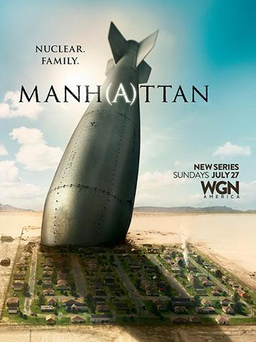 Manhattan – Saison 1
