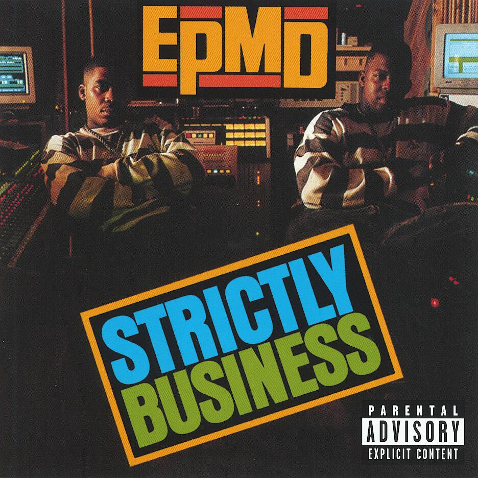 EPMD - Strictly Business (25th Anniversary Edition) (2013) [MULTI]