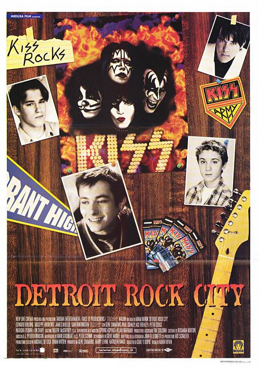Detroit rock city (1CD) [FRENCH] [DVDRIP] [MULTI]
