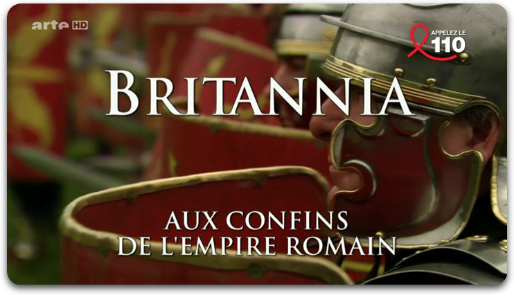 Britannia Aux Confins De L'Empire Romain