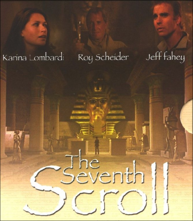 Le Septième Papyrus (The Seventh Scroll) – Saison 1