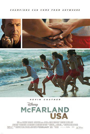 McFarland USA en streaming
