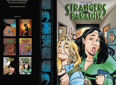 Strangers in Paradise tome 6