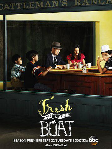 Fresh Off The Boat Saison 2 en streaming