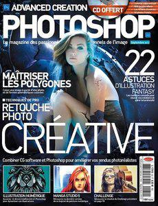 Advanced Creation Photoshop Magazine No.60