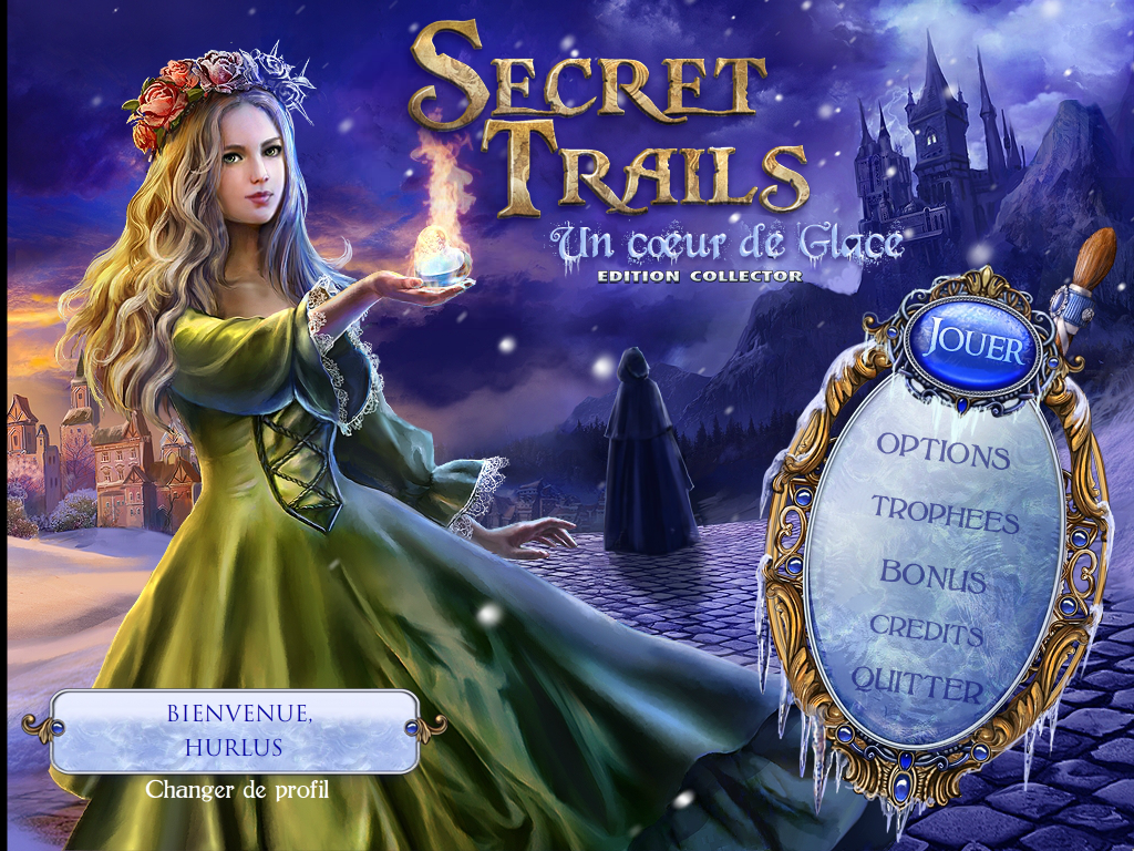 Secret Trails: Un Coeur de Glace Edition Collector