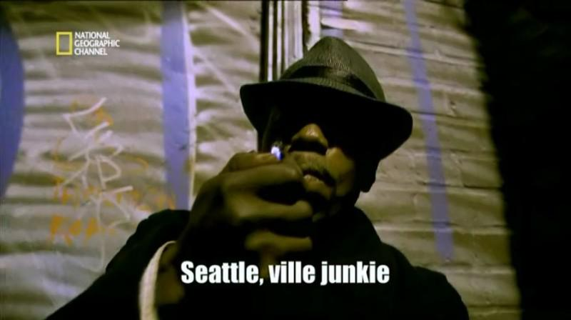 Inside : l'univers des drogues, Seattle, ville junkie