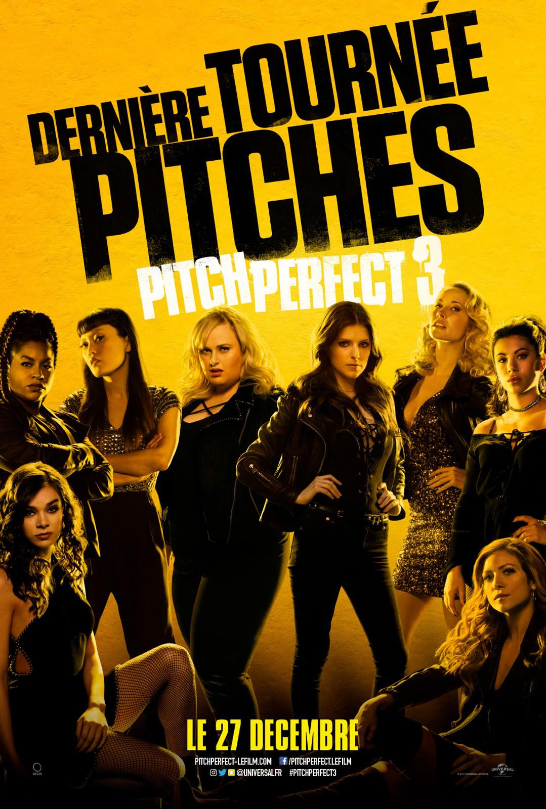 Pitch Perfect 3 (Vostfr)