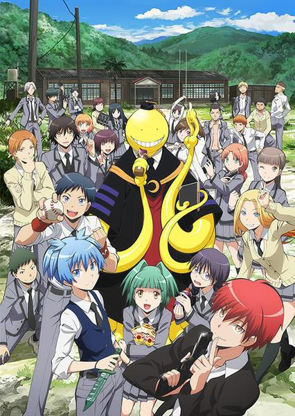 Assassination Classroom - Saison 1 [07/22] [VOSTFR] [HD720p][HD1080p]
