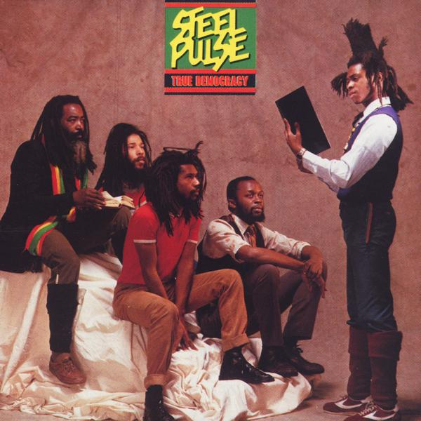 Steel Pulse - True Democracy [MULTI]