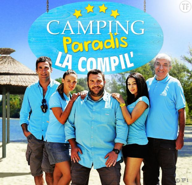 Camping Paradis Famille nombreuse, famille heureuse