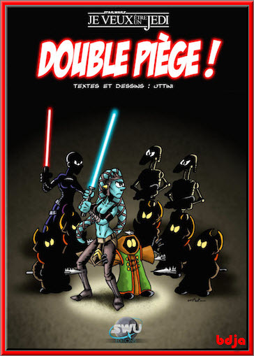 Star Wars Parodies 18 Tomes [COMIC][MULTI]