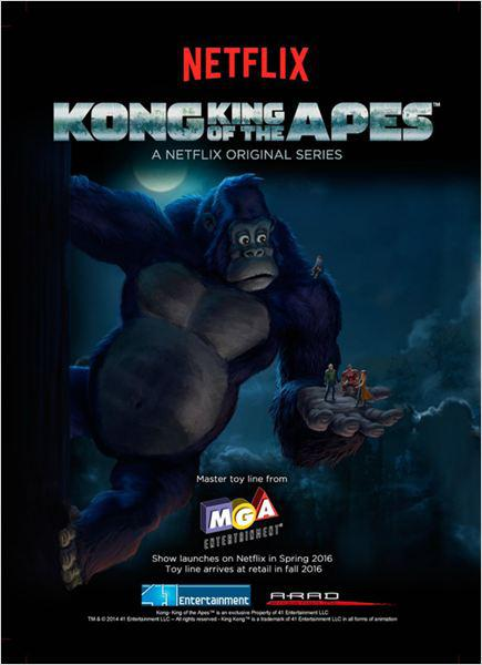 Kong: King of the Apes Saison 1