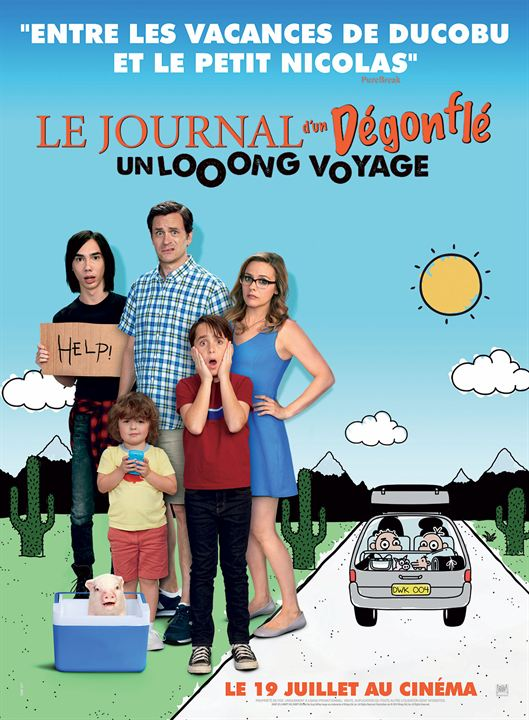 Journal d'un dégonflé un looong voyage EN STREAMING 2017 FRENCH BDRip