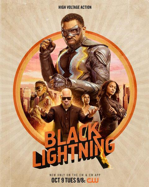 Telecharger Black Lightning- Saison 2 [01/??] FRENCH | Qualité HD 720p gratuitement