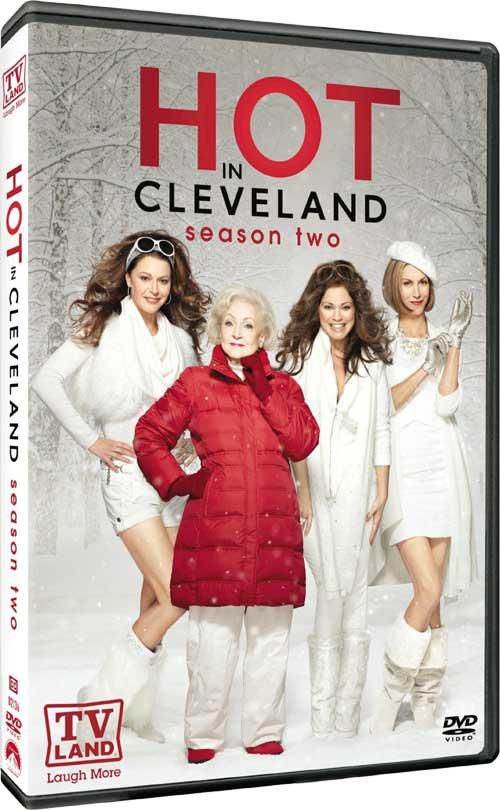 Hot in Cleveland – Saison 2