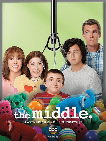 The Middle- Saison 8 complete  [23/23] FRENCH | Qualité HDTV