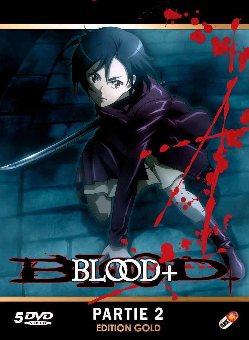Blood+ Saison 1 Vostfr