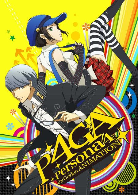 Persona 4 The Animation Golden - [12/12] [VOSTFR] [HD1080p]