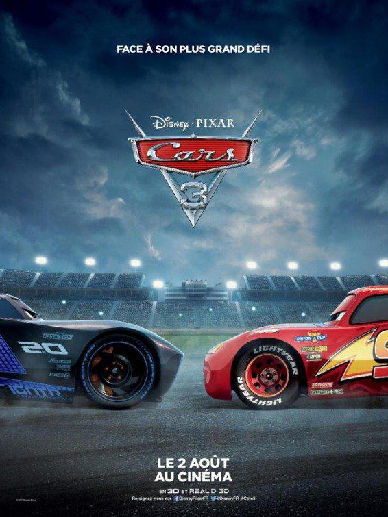 Cars 3 (Vostfr)