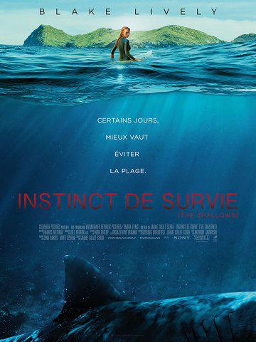 Instinct de survie – The Shallows (Vostfr)