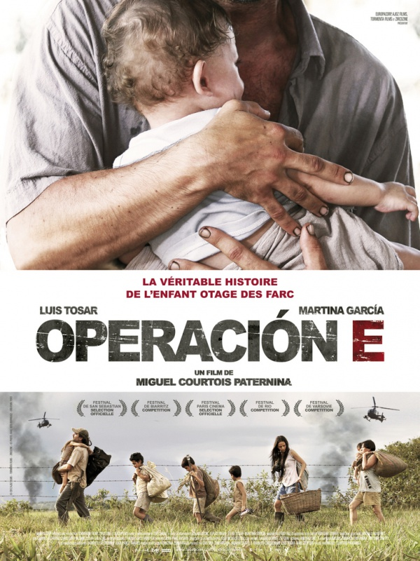 Operación E (2012) 1CD [DVDRIP] [FRENCH] [MULTI]