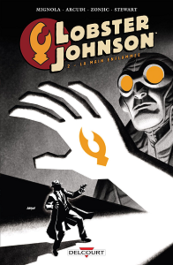 Lobster Johnson - Tome 2