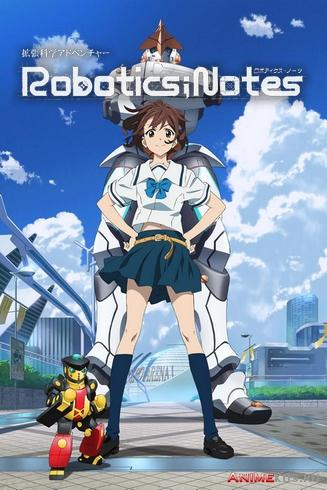 Robotics Notes – Saison 1 (Vostfr)