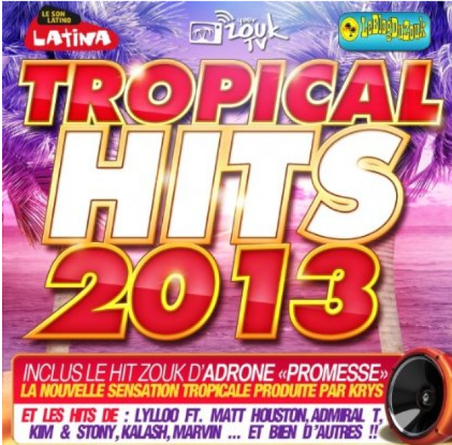 Tropical Hits 2013
