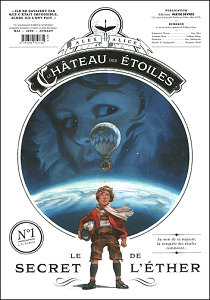 Le Ch�teau des �toiles - Journal - Tome 1 - Le Secret de l'�ther