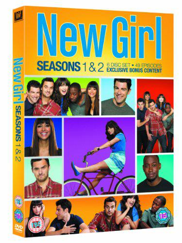 [MULTI] New Girl - Saison 1 et 2 (L'INTEGRALE) [VOSTFR][DVDRIP]