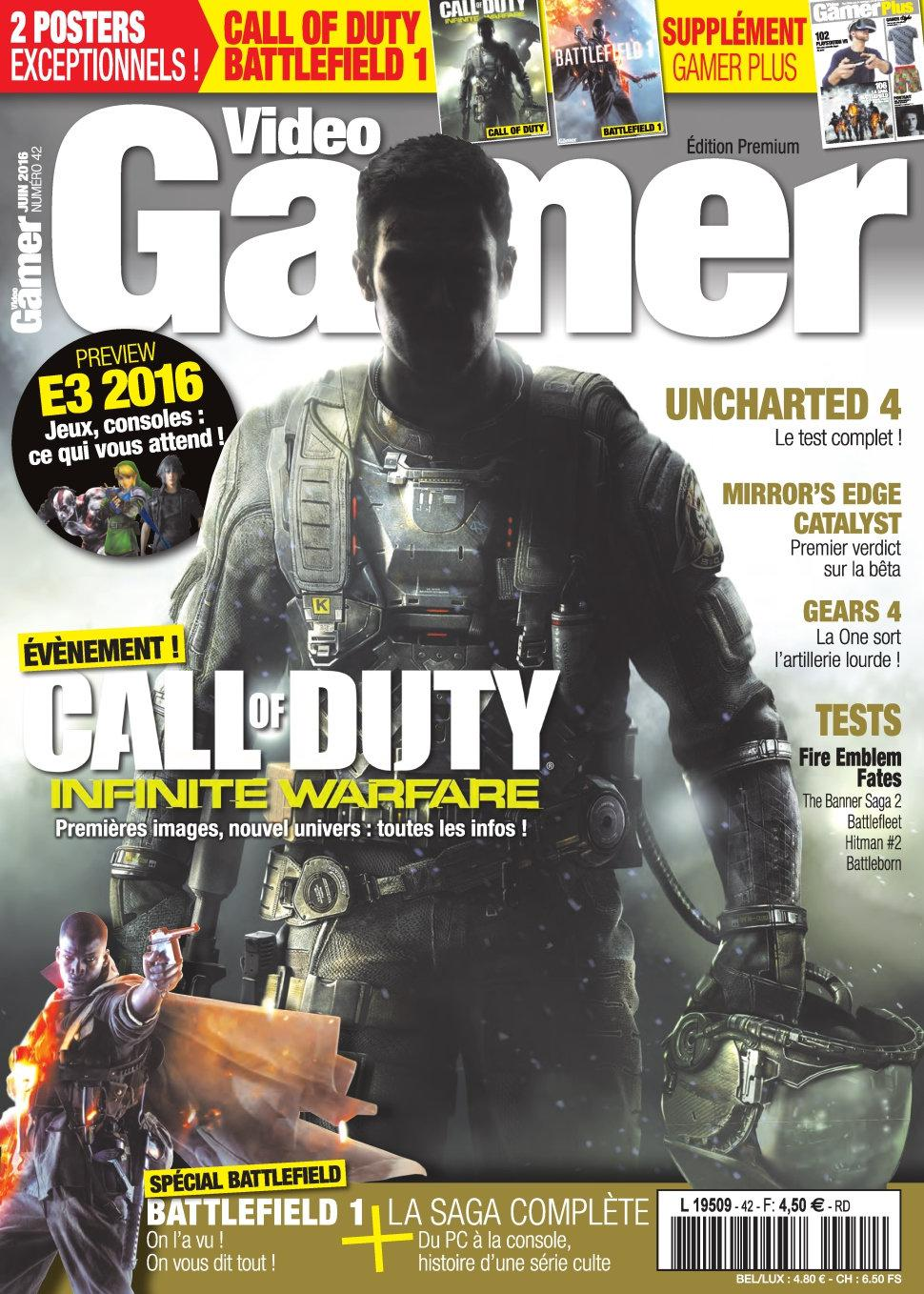 Video Gamer N°42 - Juin 2016