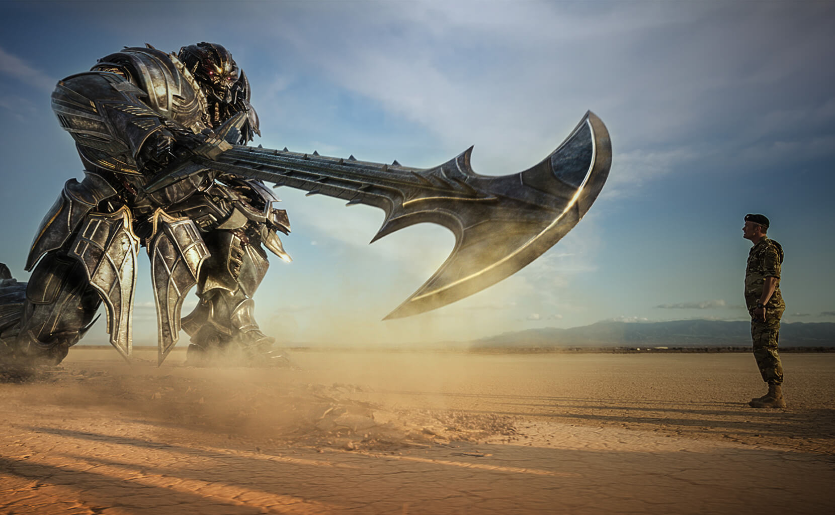 Paramount Pictures © Transformers : The Last Knight