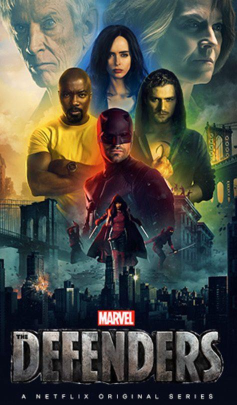 The Defenders – Saison 1