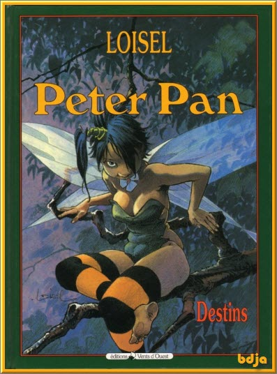 Peter Pan Tomes 01 à 06 PDF CBR HD [BD][MULTI]