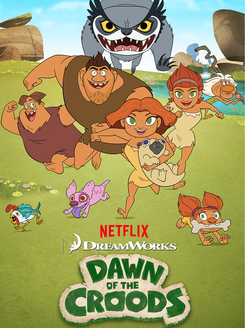 Dawn of the Croods Saison 2