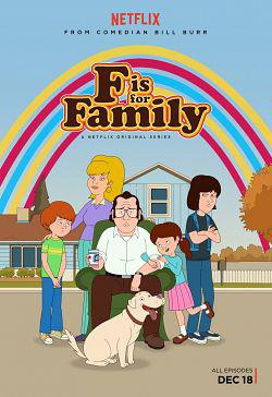 F is for Family Saison 2 Vostfr