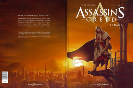 Assassin's Creed - Tome 4 - Hawk