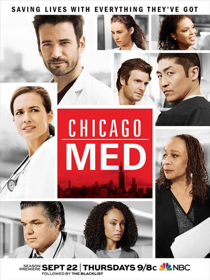 Chicago Med – Saison 2