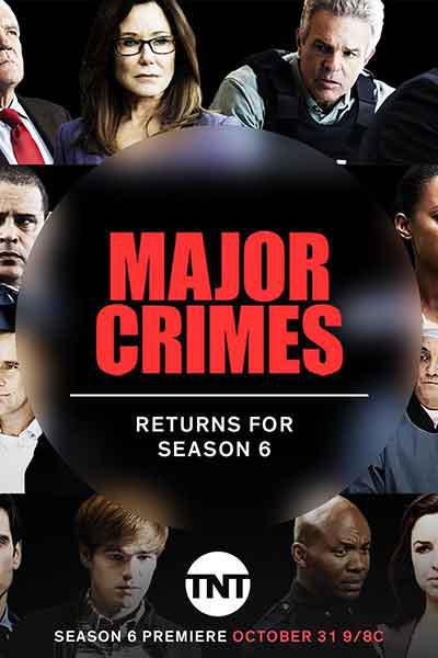 Major Crimes – Saison 6