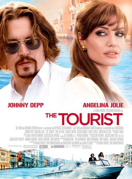 [MULTI]  The Tourist [DVDRiP] [TRUEFRENCH]