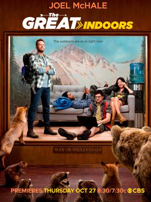 The Great Indoors – Saison 1 (Vostfr)