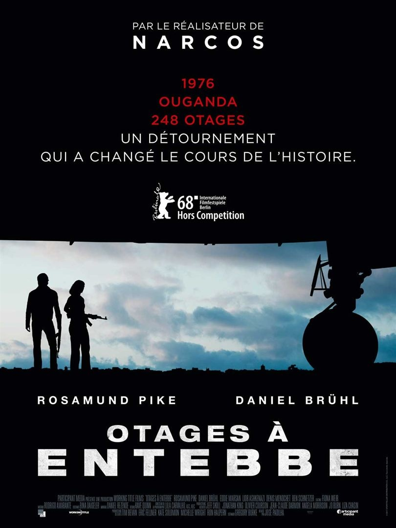 Otages à Entebbe vostfr