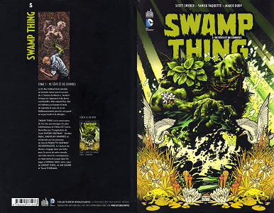 Swamp Thing - [Tome 01]