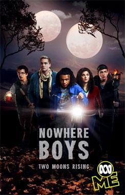 Nowhere Boys Saison 3 Vostfr