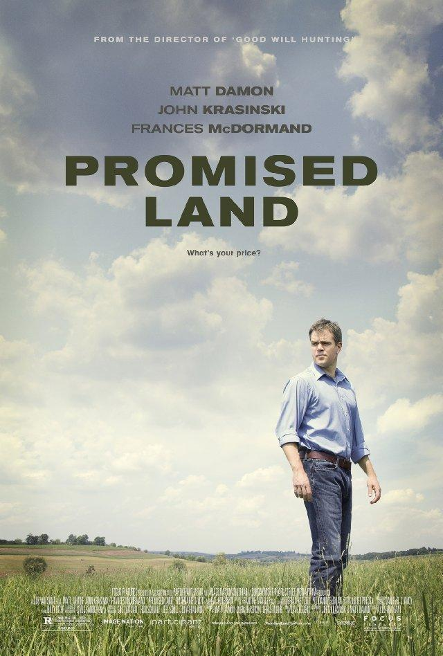 Promised Land (2013) [FRENCH AC3] [BDRiP] [MULTI]