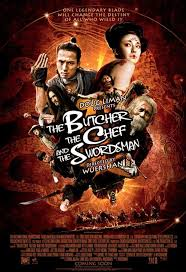 The Butcher, the Chef and the Swordsman Vostfr