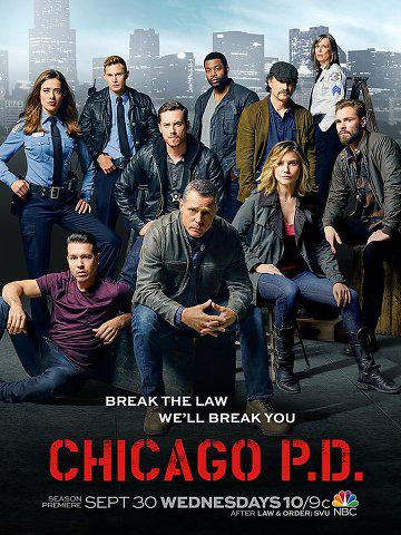 Chicago PD Saison 3 Vostfr