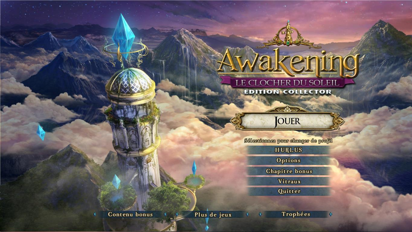 Awakening: Le Clocher du Soleil Edition Collector [PC] [MULTI]